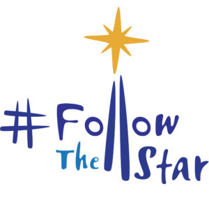 Follow The Star Christmas Logo