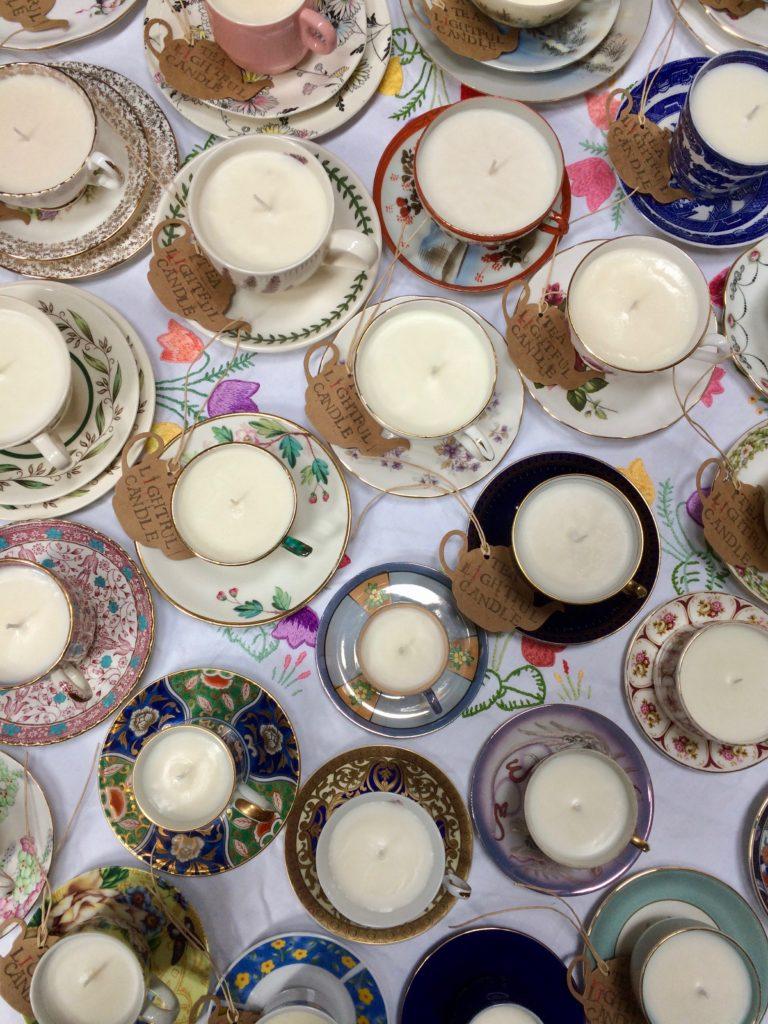 Vintage Fayre Cups